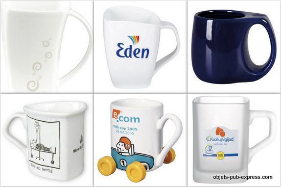 Exceptionnel Mugs et Tasses publicitaires personnalisés - céramique  UY05