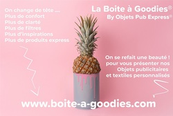 boite a goodies New catalogue general