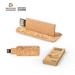 CLE USB NOSUX  STOCK EUROPE EN 16GB Express Green Objets Pub Express®