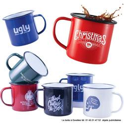 mugs et tasses publicitaires personnalis s c ramique porcelaine verrre impression logo. Black Bedroom Furniture Sets. Home Design Ideas