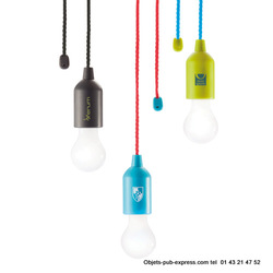 LAMPE PULL Lampes Torches Leds publicitaires Objets Pub Express®