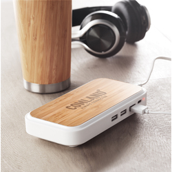 OMAYA CHARGEUR SANS FIL INDUCTION High Tech Objets Pub Express®