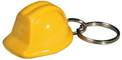 PORTE-CLE CASQUE DE CHANTIER Made in Europe Porte-clés publicitaires Objets Pub Express®