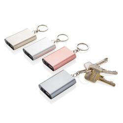 PORTE-CLES POWERBANK 1000mAh High Tech Objets Pub Express®