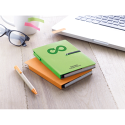 RECONOTE CARNET PUB AVEC NOTES REPOSITIONNABLES Supports papier Objets Pub Express®