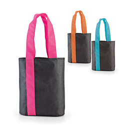 PACK PROMO SAC  SHOPPING  PUBLICITAIRE TENDANCE  NON TISSE 100 EX Bagagerie Objets Pub Express®