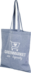 SAC SHOPPING EN COTON RECYCLE PHEEBS 150 g/m² Objets Publicitaires Express Goodies  Objets Pub Express®
