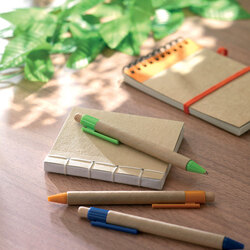 CHUPI GREEN COULEUR STYLO BIODEGRADABLE Express Green Objets Pub Express®